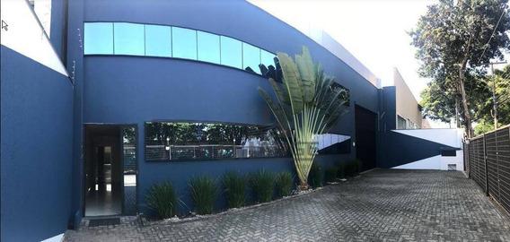 Barracão Para Alugar, 847 M² Por R$ 13.000/mês - Chácaras Campos Dos Amarais - Campinas/sp - Ba1037