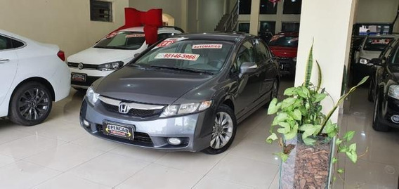 Civic Lxl 1.8 Flex Automatico 2011