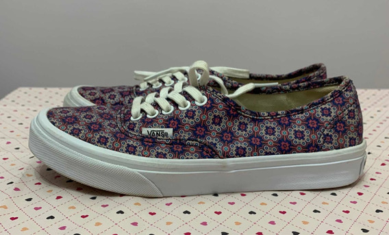 Tênis Vans Authentic Slim Multicolorido Feminino