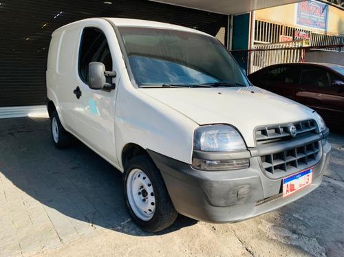 Fiat Doblo Cargo 1.8 Flex_2008.2008__4p_ar Cond. E Direção