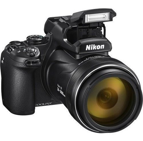 Câmera Semi Profissional Nikon Coolpix P1000
