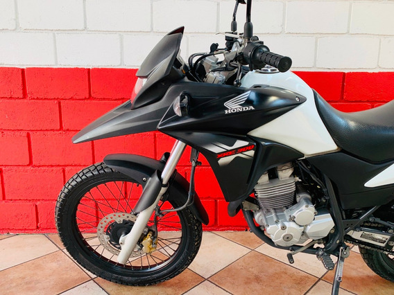 Honda Xre 300 - 2015 - Branca - Financiamos - Km 37.000