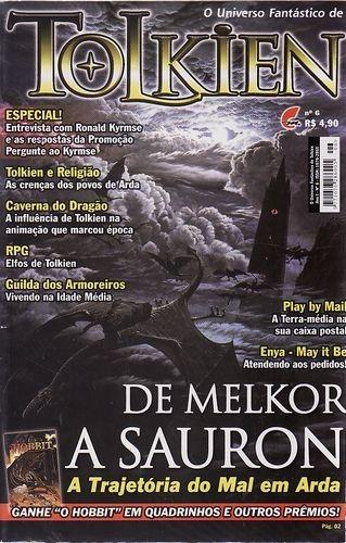 J. R. R. Tolkien Vol. 06 (o Universo Fan Não Informado
