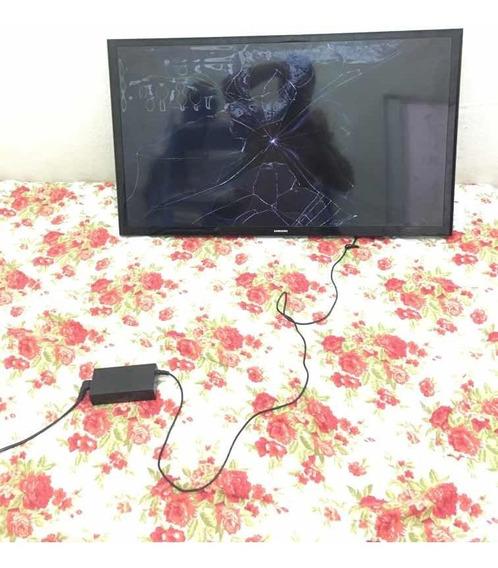 Tv Samsung 32 Un32j4300ag Para Retirada De Peças