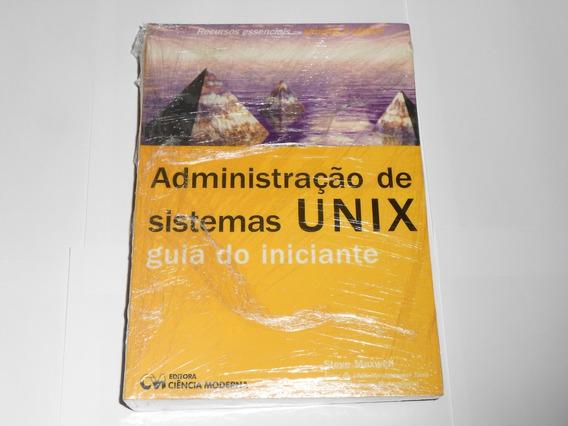 Kit Com Vários Livros - Unix - Administração De Sistemas