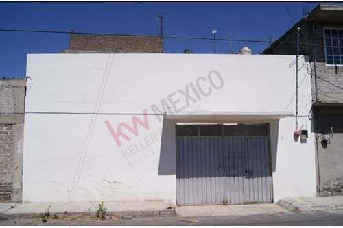 Venta De Casa En Chimalhuacan, Estado De México, Colonia Santa Helena