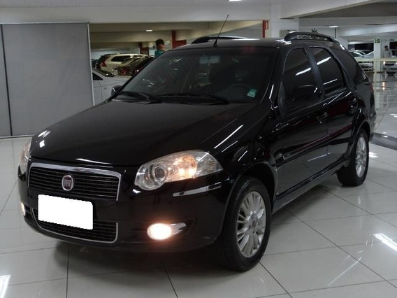 Fiat Palio Weekend Attractive 1.4 Preta 8v Flex 4p Manual
