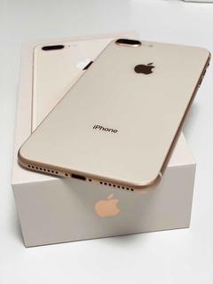 iPhone 8 Plus Gold - 64gb - Semi Novo (6 M Garantia Apple)