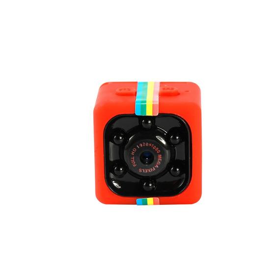 Monitor Infrared Visão Noite Esporte Dv Vermelho Sq11 1080p