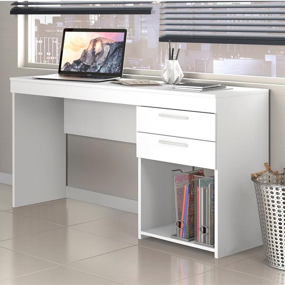 Escrivaninha Mesa Para Computador 2 Gavetas Office
