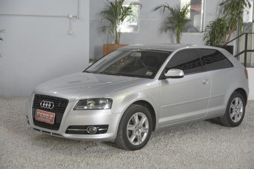 Audi A3 Tdi 2.0 A/t 2011 Diesel Gris En Excelente Estado!
