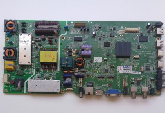 Placa Principal Tv Semp Toshiba Modelo Dl3271(b)w