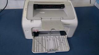 Impressora Laserjet Hp P1005 Revisada E Completa + Brinde