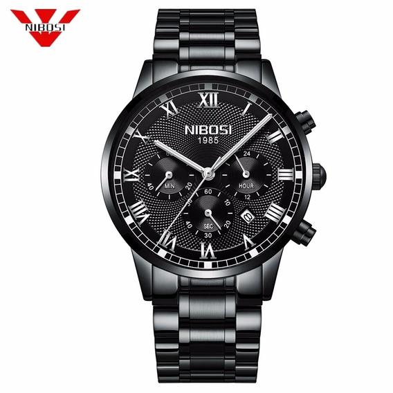 Nibosi Relogio Masculino Homens Relógios Menor Preço Barato