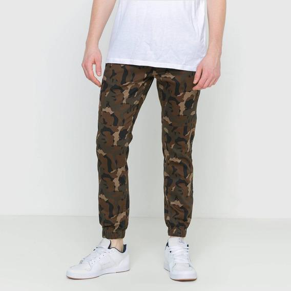 Jogger /jogging Importado Camouflage Entallado Ecko