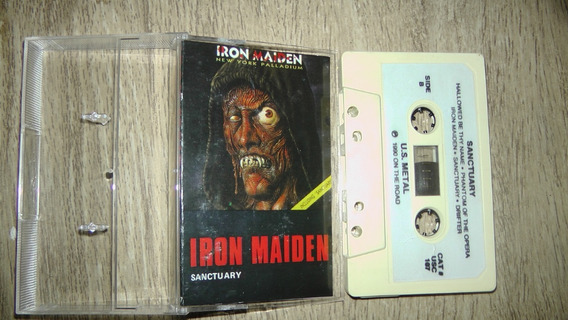K7. Iron Maiden. New York Palladium 1982