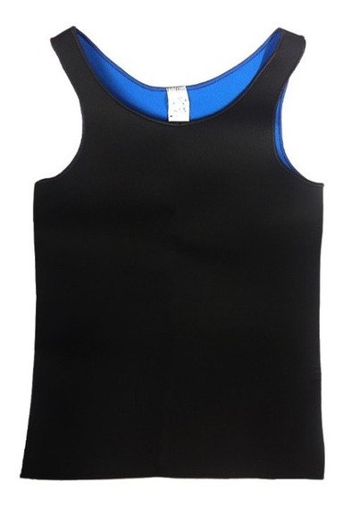 Camiseta Masculina Emagrecedora Redutora (efeito Sauna)