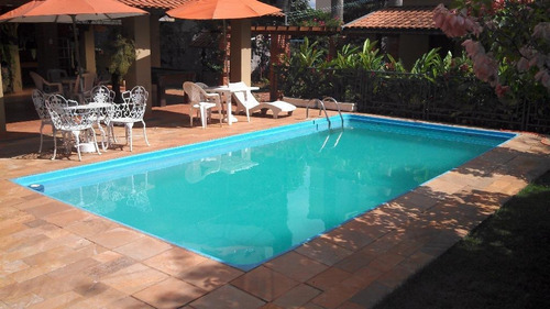 Chácara Com 6 Dormitórios À Venda, 4700 M² Por R$ 1.600.000,00 - Campestre - Piracicaba/sp - Ch0043