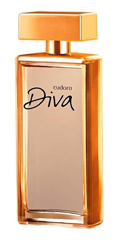 Eudora Diva Desodorante Colônia 100ml