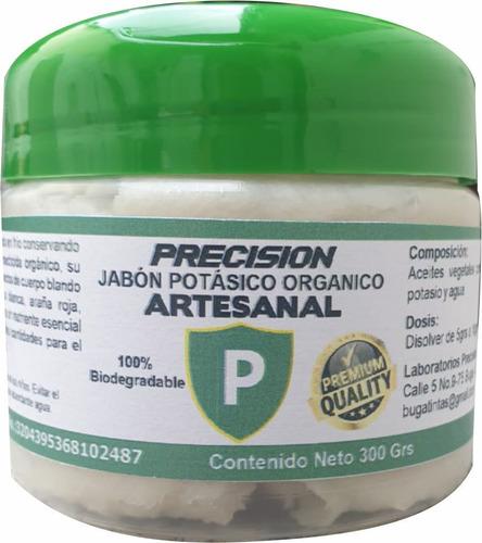 Jabon Potasico 300grs Insecticida Organico