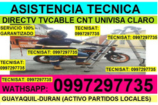 Instalador Antenas Tvcable Directv Cnt Univisa Claro Partido