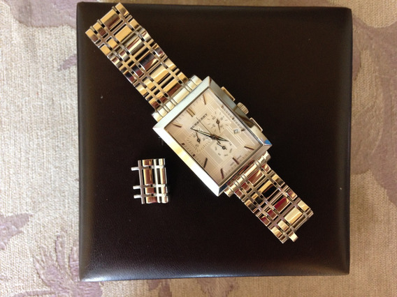 Relógio Burberry Bu1326 - Analógico - Masculino