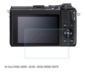 Película De Vidro Sony Alpha A5000 A6000 A6300 A6500 Nex6r/7