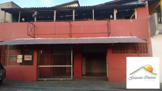 Salão Comercial Para Locação Em Bragança Paulista, Jd Fraternidade, 3 Banheiros - L004