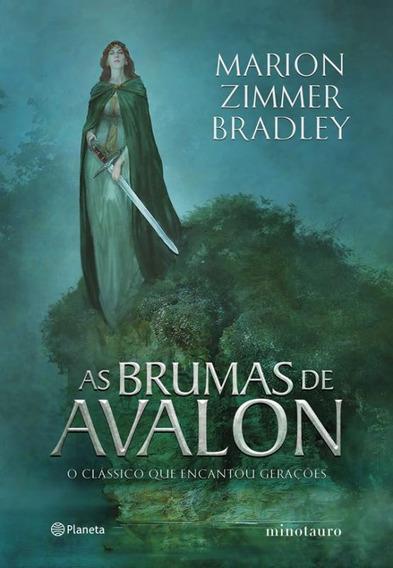 Brumas De Avalon, As - Capa Dura