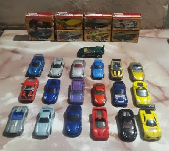 Carros Hotwheels Y Matchbox Diferentes Modelos Escala 1:64