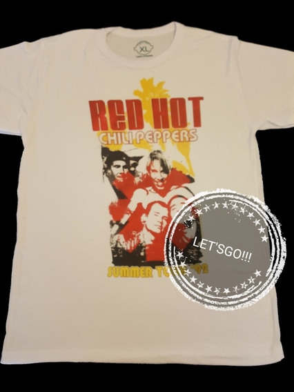 Red Hot Chilippepers Summer Tour 92