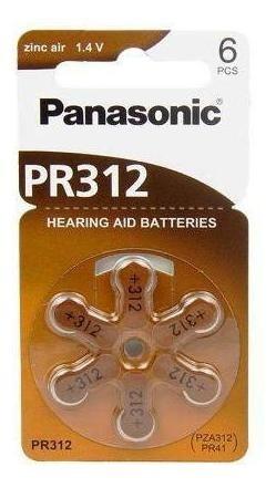 Bateria Auditiva P312h - Power One