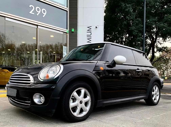 Gd Motors Mini Cooper Chilli 2010 Doble Techo 1 Dueño 65000