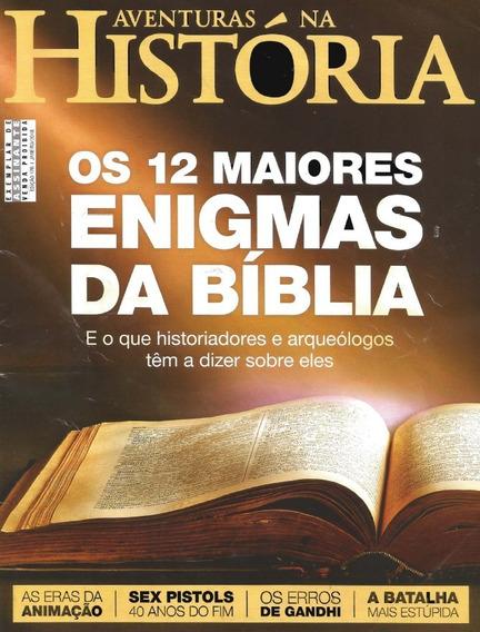 Revista Av. Na História - Ed. 176: 01/18 - 12 Enigmas Bíblia