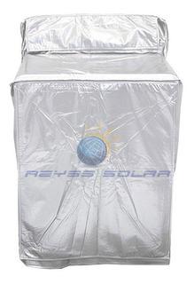Funda Para Secadora 110 X 74 X 69 Cm Tela Aluminizada