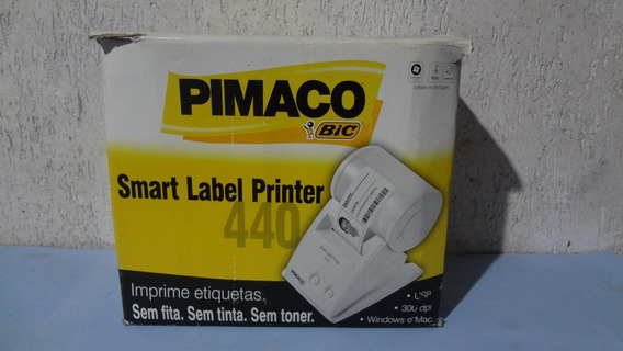 Impressora Térmica Pimaco Smart Label Printer 440_ Usada