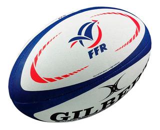 Pelota De Rugby Gilbert Midi Nations Oficial Nº 2 Con Logos