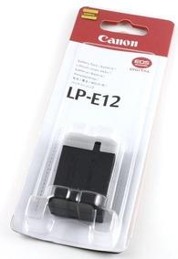 Bateria Canon Lp-e12 Eos-m Sl1 100d Rebel Kiss X7