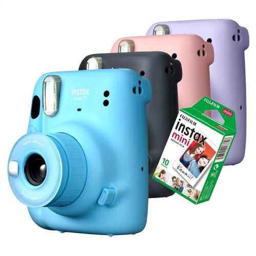 Instax Mini Câmera Instantânea Fujifilm Lançamento +10 Fotos