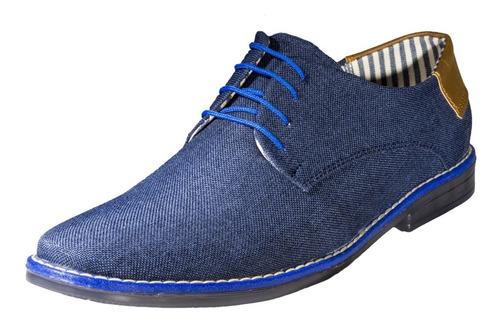 Zapato Casual Oficina Hombre Oficina Colores Cómodo (100)