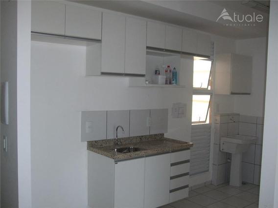 Apartamento Com 2 Dormitórios Para Alugar, 64 M² - Parque Da Amizade (nova Veneza) - Sumaré/sp - Ap0701