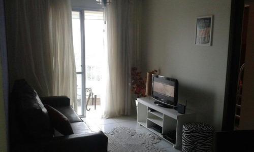 Imagem 1 de 6 de Apartamento  Residencial À Venda, Chácara Califórnia, São Paulo. - Ap2384