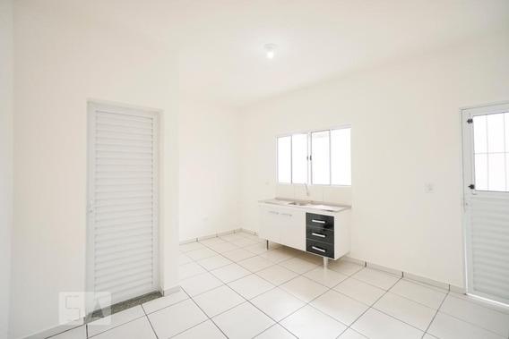 Casa Para Aluguel - Vila Formosa, 1 Quarto, 22 - 892951552