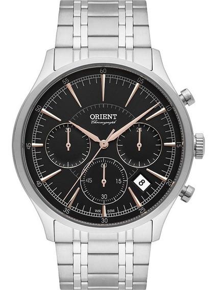 Relógio Orient Masculino Cronógrafo Mbssc188 G1sx