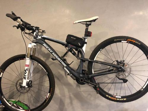 Bicicleta Rock Mountain