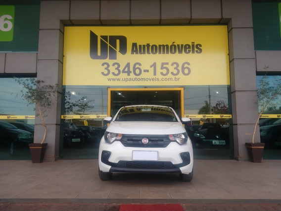 Fiat Mobi Like 2018 Completo Com 26 Mil Km