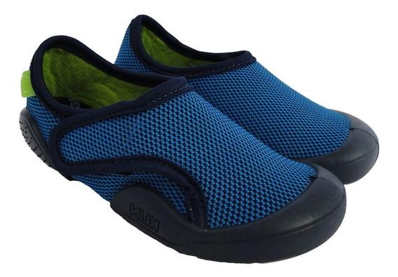 Tênis Klin New Confort Azul Turquesa