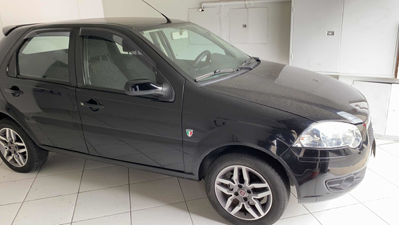 Fiat Palio 1.4 Attractive Flex 5p 2011