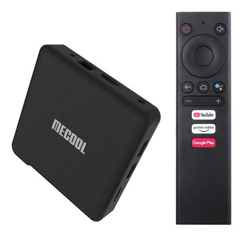 Mecool Km1 Tv Box Deluxe 4gb+32gb S905x3 Quad-core Chipset