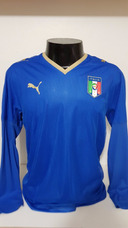 11d87bf61753a Camisa Seleção Italiana Itália Home Manga Longa Gg E Ggg - Camisas ...